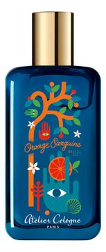 Orange Sanguine 10 Years Anniversary